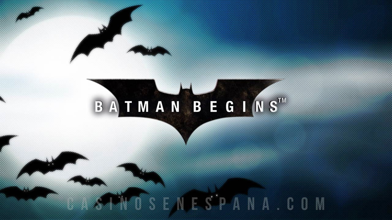 Batman Begins tragamonedas