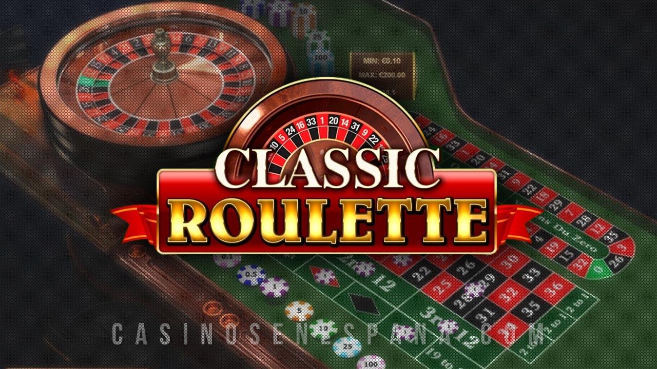 Ruleta Clásica juego de casino