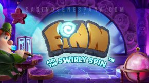 Finn and the swirly Spin tragamonedas