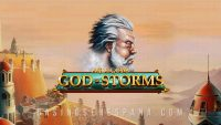 Age of Gods; God of storms tragamonedas