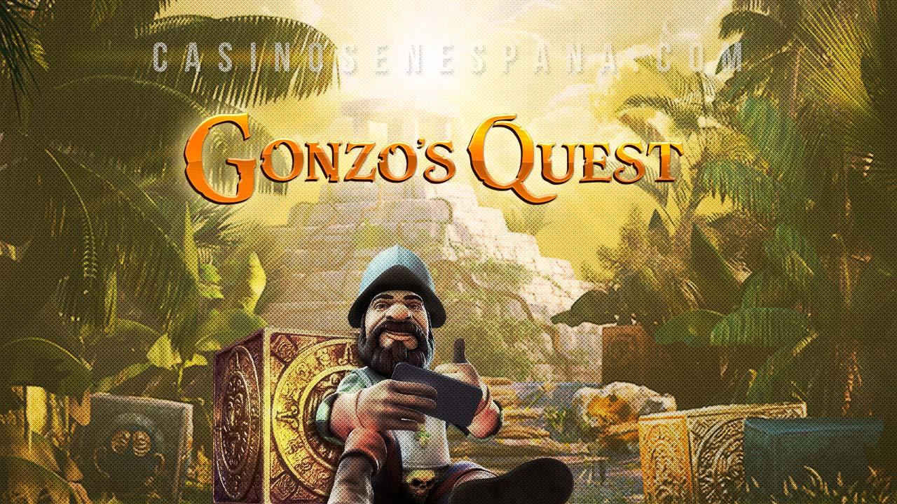 Gonzo's Quest tragamonedas