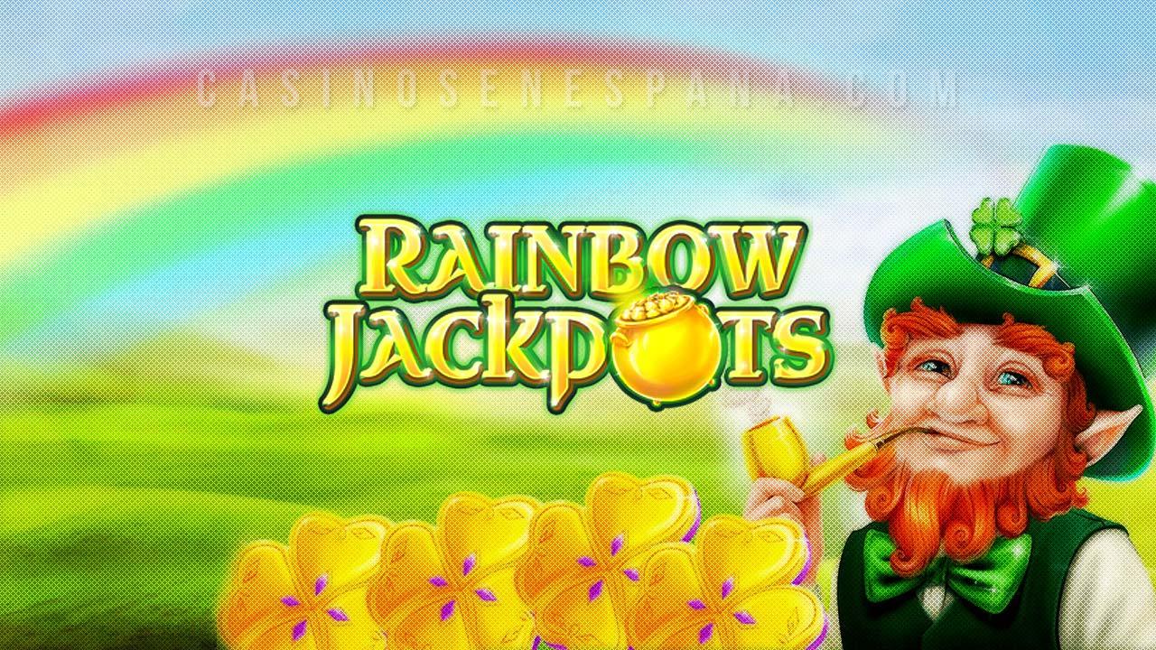 Rainbow Jackpot Tragamonedas