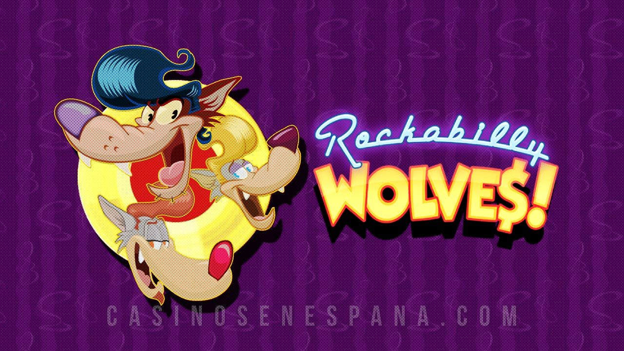 Rockabilly Wolves Tragamonedas