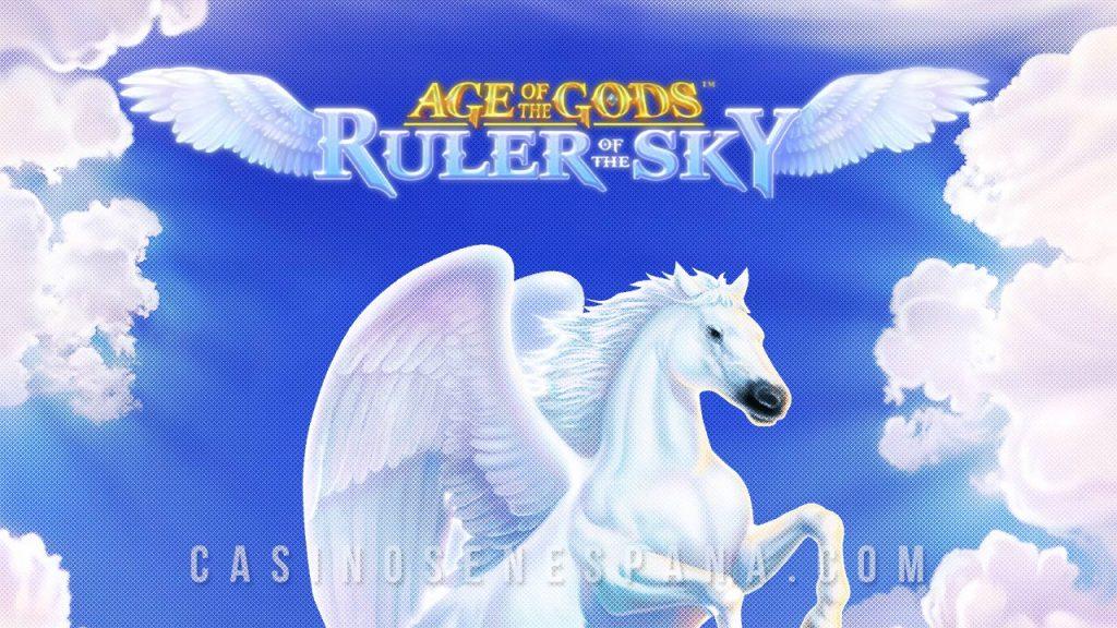 Age of Gods; Ruler Of The Sky Tragamonedas