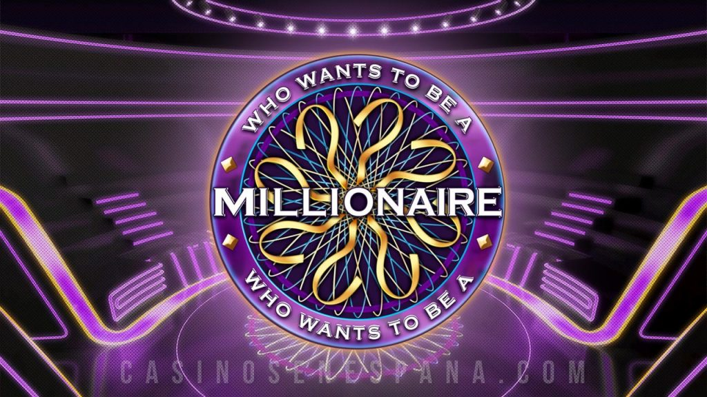 Who Wants To Be A Millionaire Tragamonedas
