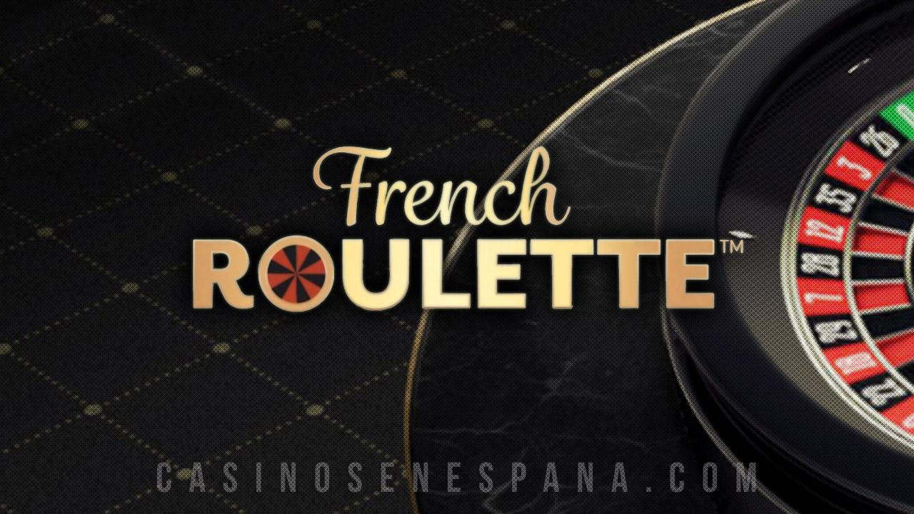 Banner de juego de French Roulette