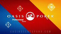 Banner de juego de Oasis Poker