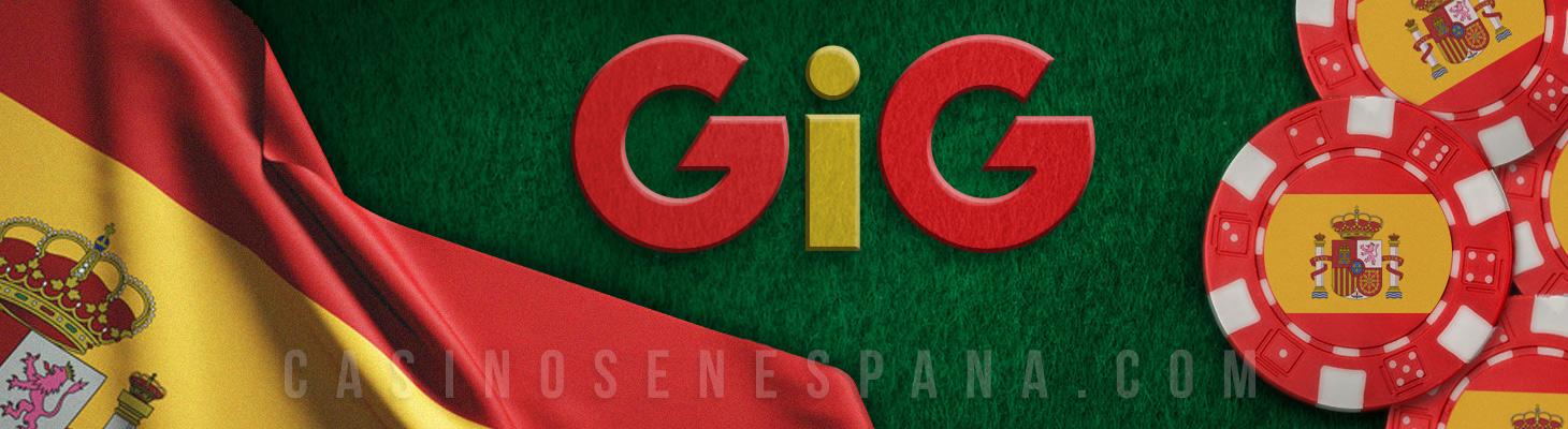 La compañía GiG obtuvo su licencia para operar en España