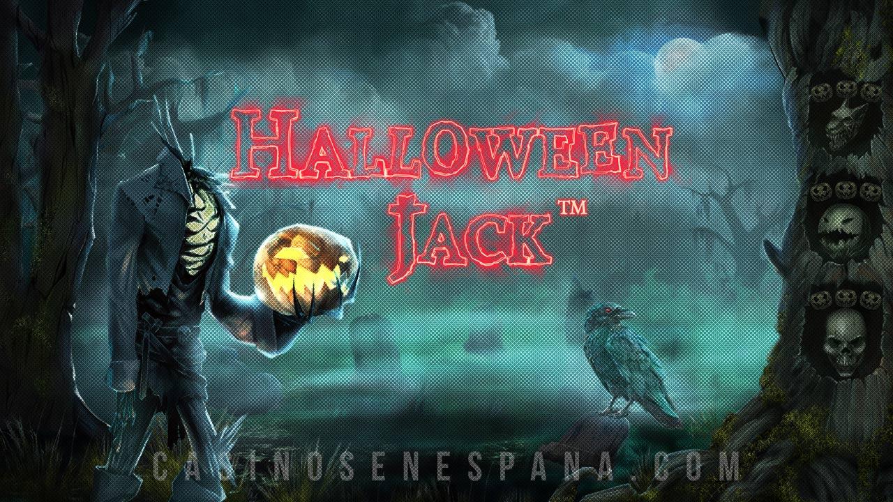 Halloween Jack tragaperras