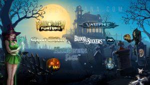 tragaperras de halloween