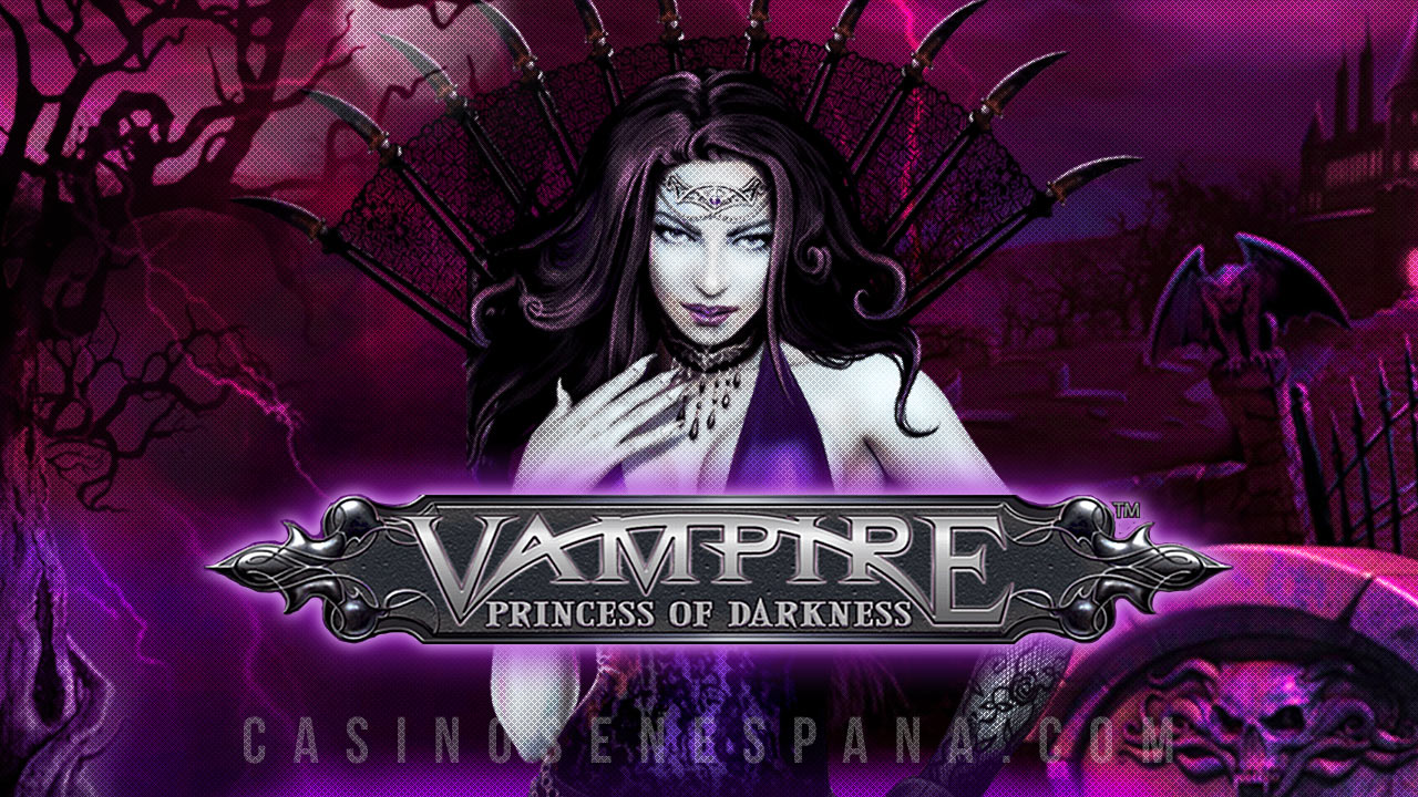 Vampire Princess of Darkness Tragaperras