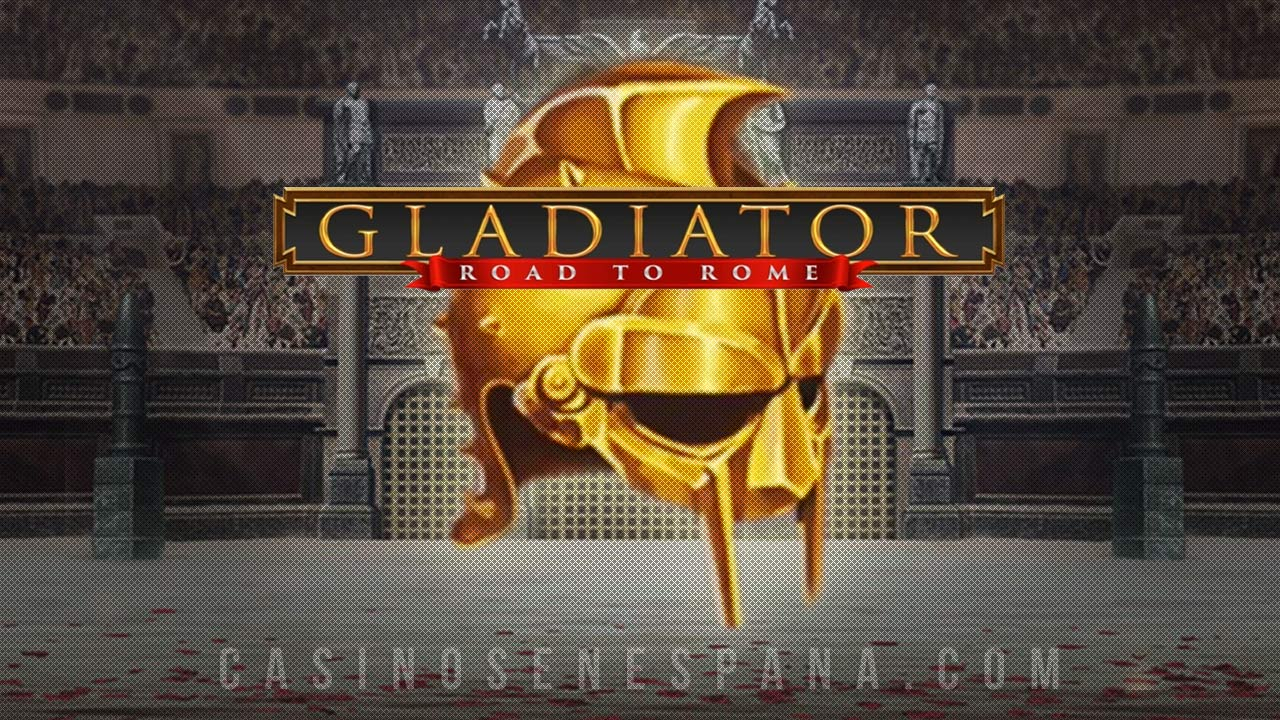 Gladiator road to rome tragaperras