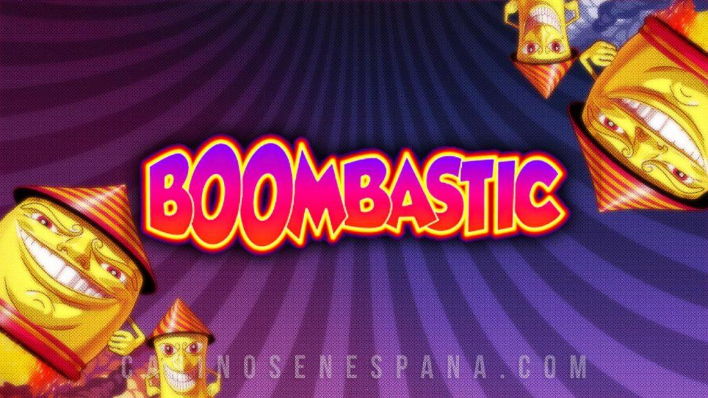boombastic tragaperra