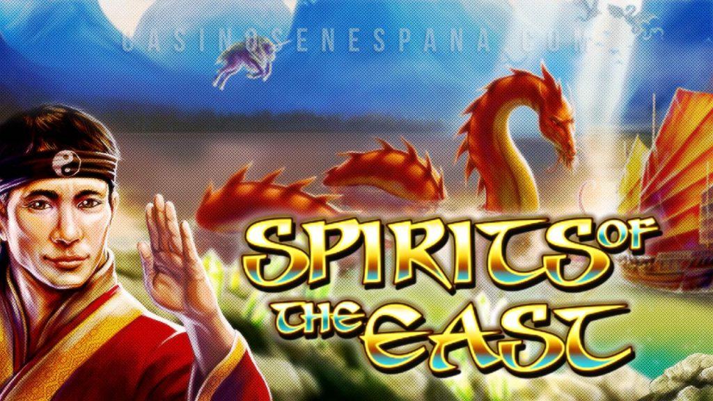 spirits of the east tragaperra