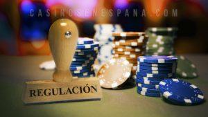 nuevas regulaciones a los casinos Online en España