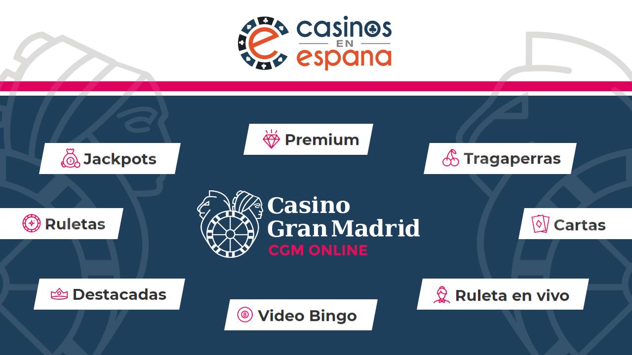 Gran Casino Madrid Online