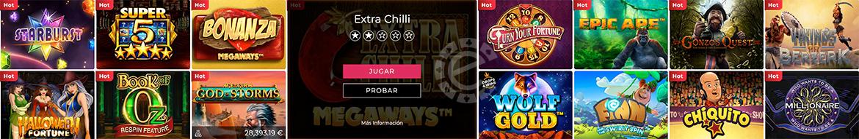 tragaperras de casino gran madrid online